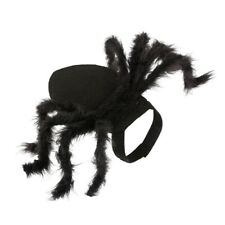 Spider Cat Costume Adjustable Halloween Pet Neck Wear Puppy Harness Clothes FD18