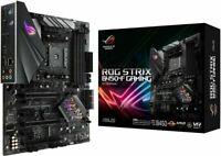 ASUS ROG Strix B450-F Gaming Motherboard (ATX) AMD Ryzen 2 AM4 DDR4 USB 3.1 Gen2
