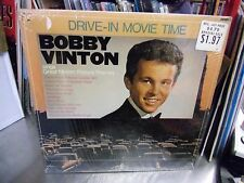 Bobby Vinton Drive In Movie Motion Picture Themes Exodus Goldfinger LP VG+ Epic