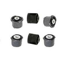 For BMW e46 Rear Subframe Mounts 6pcs Differential Axle Carrier support bushing
