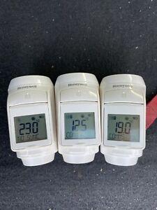 Honeywell Evohome HR924UK Wireless Multizone Radiator Kit - White