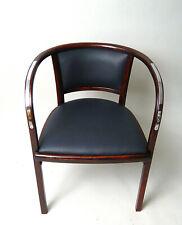 Thonet Otto Wagner Jugendstil Bugholz Sessel Stuhl