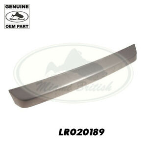 LAND ROVER TAILGATE EXTERIOR HANDLE LR2 LR020189 OEM