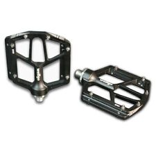 Wellgo B181 Flat Pedals Low Profile Design , Black
