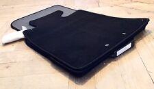 4 tapis de sol noir Mini Cooper R50 R53 R52 Black Floor Mats 2001 2006