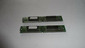 16 MB (2 x 8MB) 72 pin EDO RAM SIMMs