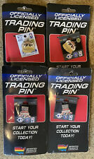 Cleveland Indians Lot of 4 Pins 1997 All Star Game MLB SEALED 2 LIMITED EDITION