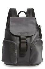Tumi Rivas Backpack Nylon Travel Bag 0196311irne Iron Gray Voyageur