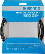 Shimano Schaltzug-Set MTB Edelstahl.