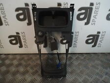 SUZUKI SWIFT GLX 1.5 2009 FRONT LOWER CENTRE CONSOLE WITH CUP HOLDERS