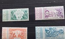 SERIE COMPLETE NEUVE DU NIGER DE L'EXPOSITION COLONIALE DE 1931 N°53 A 56