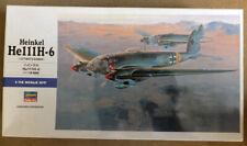 Hasegawa - 00551 - Heinkel HE 111 H6 - 1/72