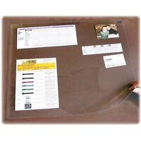 Artistic Second Sight Clear Plastic Desk Protector, 36 x 20, EA - AOPSS2036