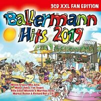 Ballermann Hits 2019 (XXL Fan Edition) - 3CD NEU OVP