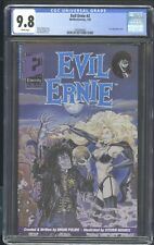 EVIL ERNIE 2 CGC 9.8 1/92 1ST LADY DEATH COVER