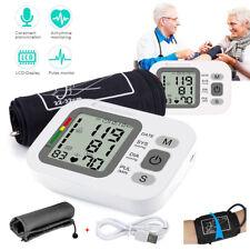 Digital Oberarm Blutdruckmessgert, Handgelenk-Blutdruckmessgerät Leichte Lesbar