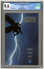 Batman: The Dark Knight Returns #1 (CGC 9.6) White pages; 2nd printing (j#2795)
