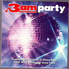 Promo CD, 3AM Party, Kool & the Gang, Buggles, Diana Ross, Rose Royce, Nena