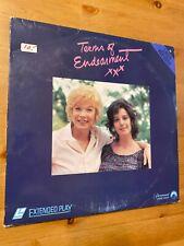 Terms of Endearment - Laserdisc - GOOD CONDITION !