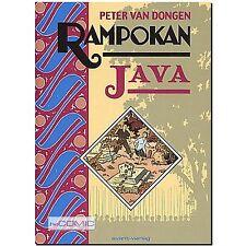 Rampokan Band 1 Java Kolonialgeschichte Indonesien COMIC Peter van Dongen 1945