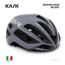 NEW 2021 Kask PROTONE Road Cycling Helmet : GREY