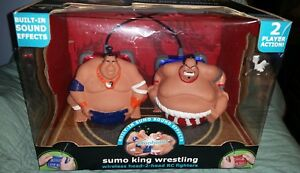 The Black series Sumo king Wrestling Rc fighters