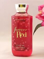Bath and Body works Forever Red Shower Gel body wash bath 10 fl oz