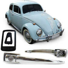 VW Bug BEETLE DOOR Handle OUTER With 2pcs Buffers VOLKSWAGEN T1 Ghia 59-1977 T1