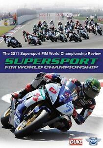 THE 2011 SUPERSPORT FIM WORLD CHAMPIONSHIP REVIEW  DVD - FREE POST IN UK