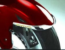 Martini Front Fender LED Accent by Show Chrome - '01-'17 Goldwing GL1800 1800