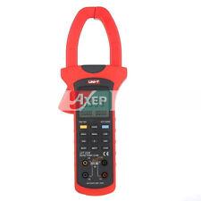 UNI-T UT233 Digital True RMS Power Factor Clamp Meter Multimeter AC Value USB