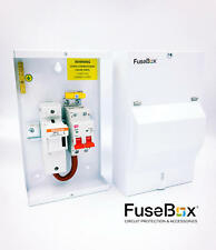 Fused Switch 100A 1P+N METAL