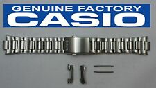CASIO AMW-320 Original 22mm Stainless Steel Watch BAND Strap  AMW-330 w/ 2 Pins