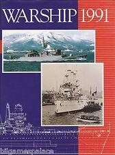 Warship 1991 Vol. XV (Conway 1991 1st)