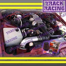 88 89 PONTIAC FIREBIRD FORMULA TRANS AM GTA 5.0/5.7L V8 AIR INTAKE+K&N Black Red