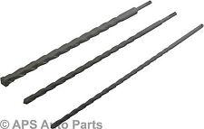 3PZ 450mm SDS drilling Bit Set muratura LONG REACH Mattone Blocco di cemento