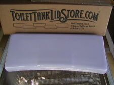 Rheem G3015 White Toilet Tank Lid Very Rare! Richmond Lavendar Beautiful!