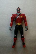 Power Rangers Super Samurai - MORPHIN Rouge RANGER Rougae - BANDAI 2010