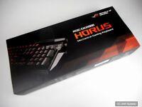 Asus ROG GK2000 mechanisch Gaming Tastatur, rot beleuchtet, QWERTZ, NEU