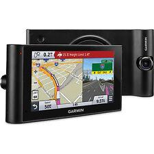 "Garmin dezlCam LMTHD 6"" GPS Truck Navigator w/ Dash Cam + Lifetime Map Updates"
