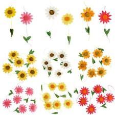 6 x Blumen Girlanden Blumengirlande Dekogrilande Dekoblumen Dekogirlande