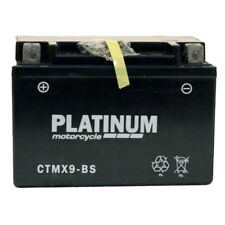 CTMX9-BS PLATINUM MOTORCYCLE BATTERY YTX9-BS