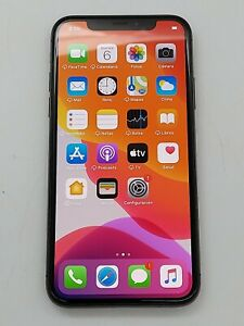 Apple iPhone X - 64GB - Space Gray (Unlocked) A1901 (GSM) *Check IMEI*