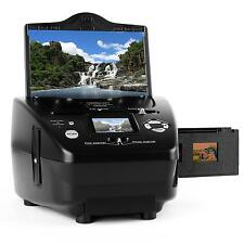 DIA FOTO NEGATIV FILM BILD SCANNER USB SD LCD CMOS 10MP DIGITALISIERUNG NEU