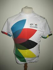 World Champion 2012 Limburg jersey shirt cycling maillot trikot size L
