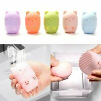 Beauty Sponge Travel Make Up Puff Case Beauty Sponge Holder Makeup Sponge Holder