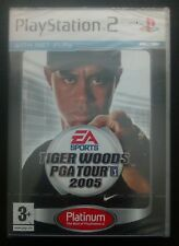 Tiger Woods PGA Tour 2005 - Ps2 - Brand New and Factory Sealed