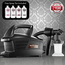 Maximist Evolution TNT Spray Tanning Machine + OMG Tan Solution (4 x 250ml)