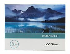 LEE Filters Foundation Kit 100 mm système Holder Filtre Support Set Nouveau Top