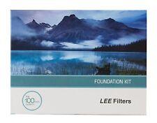 Lee Filters Foundation KIT 100mm sistema Holder portafiltro Set Nuovo Top